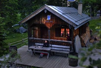 Die-einsame-Berghütte