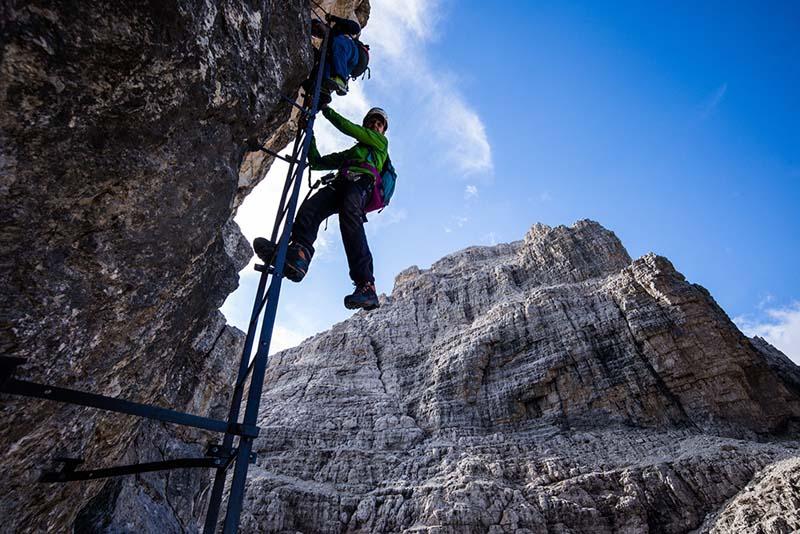 Klettersteig Garmisch : Ferrata vivalpin eventagentur garmisch partenkirchen